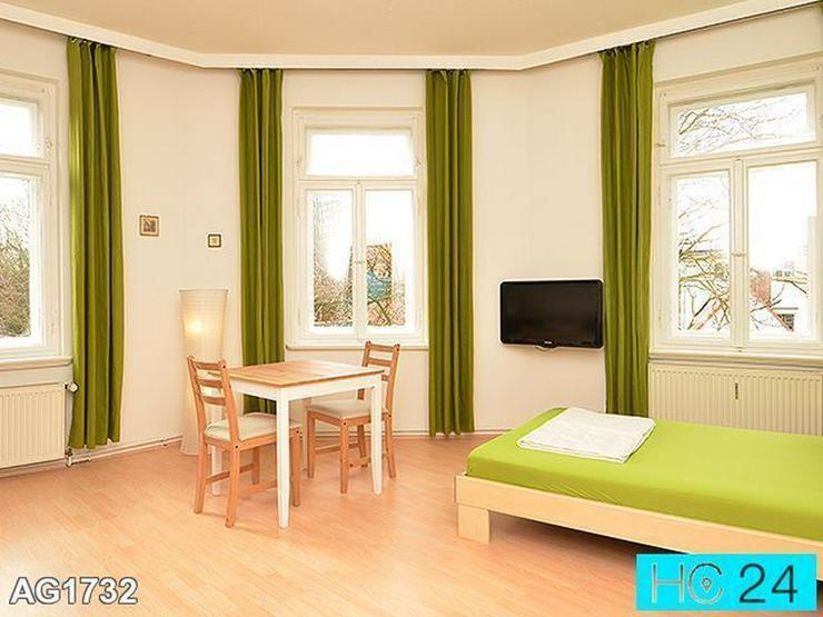 * möbliertes apartment Leipzig + kurzzeitwohnen + gute s-bahn-anbindung + ruhige lage