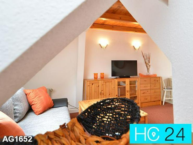 * wohnen auf zeit Leipzig + dachstudio + möbliertes single-apartment + nahe Auwald