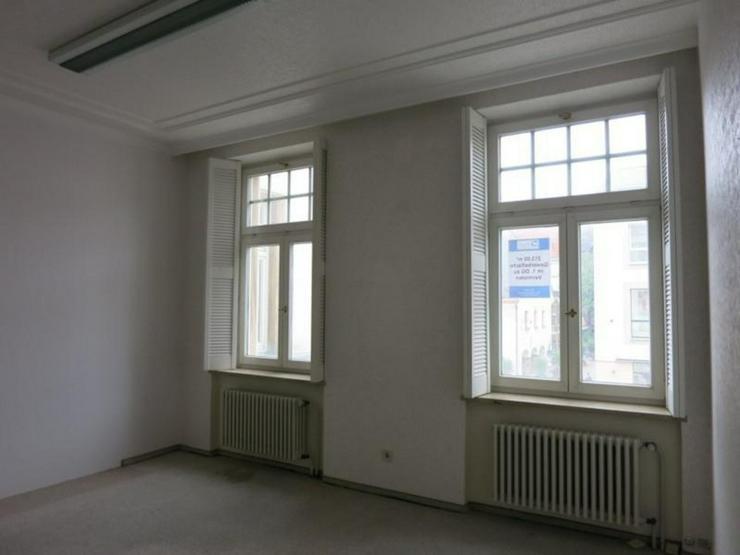 Bild 4: Repräsentative Büro-/ Praxisfläche in direkter Innenstadtlage von Hof/ Saale