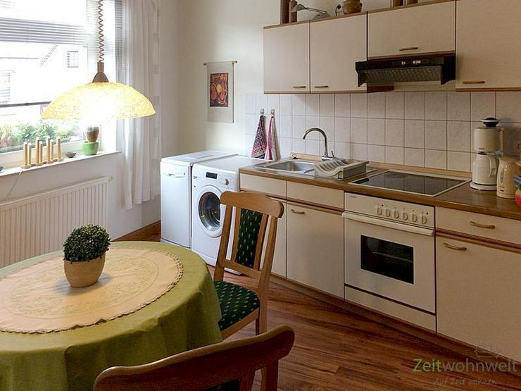 Bild 3: (EF0271_M) Erfurt: Ilversgehofen, möblierte 2-Raumwohnung mit eigenem Eingang am Haus