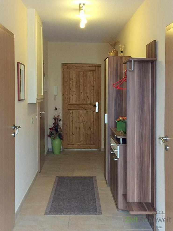 Bild 5: (EF0271_M) Erfurt: Ilversgehofen, möblierte 2-Raumwohnung mit eigenem Eingang am Haus