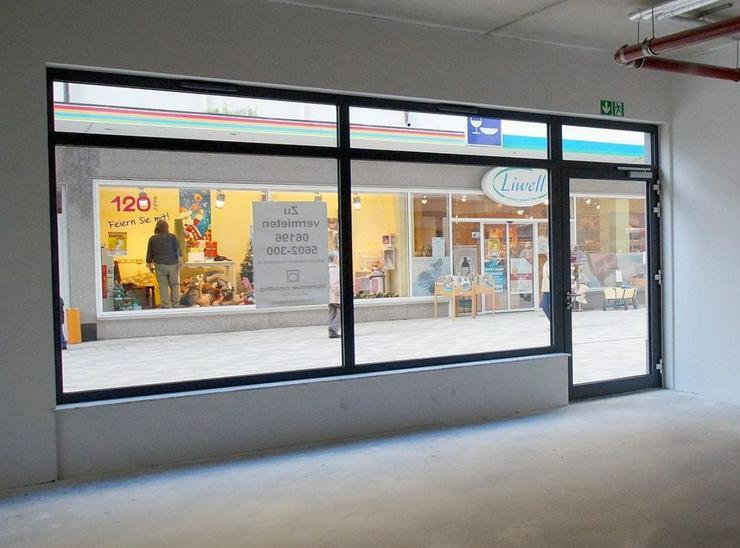 Bild 2: Exklusiver Neubau-Laden in A-Lage
