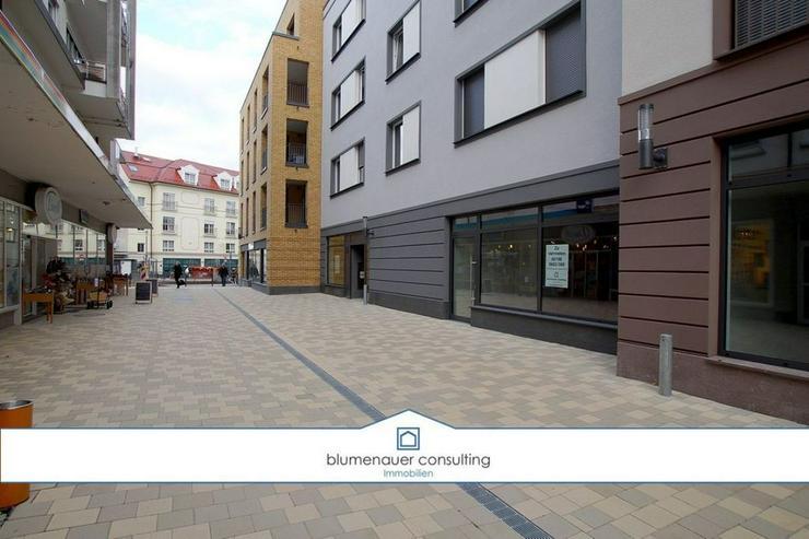 Exklusiver Neubau-Laden in A-Lage - Gewerbeimmobilie mieten - Bild 1