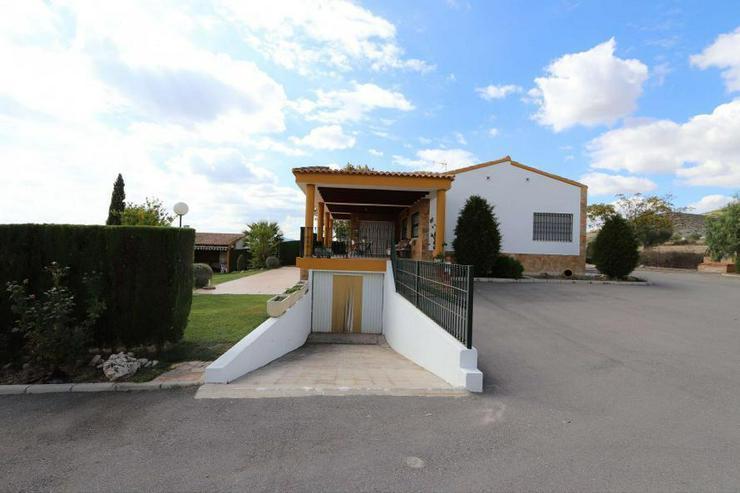 Bild 3: Spektakuläres Landhaus mit Pool und eigenem Weinberg