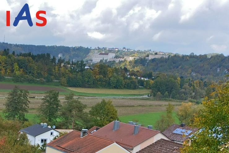 """,,Top-Lage! Sonniges Baugrundstück mit Burgblick in Wasserzell""""! - Grundstück kaufen - Bild 1"""
