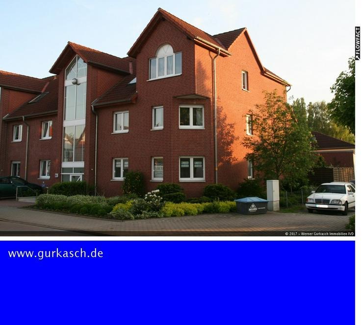 ACHTUNG - GRASDORF !!!! Hier kommt ein Traum von einer Wohnung !!! - Wohnung kaufen - Bild 1