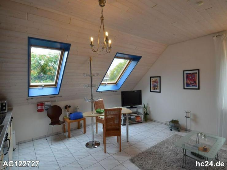 Möblierte 2 Zimmer-Wohnung in Weil am Rhein, Haltingen - Wohnen auf Zeit - Bild 1