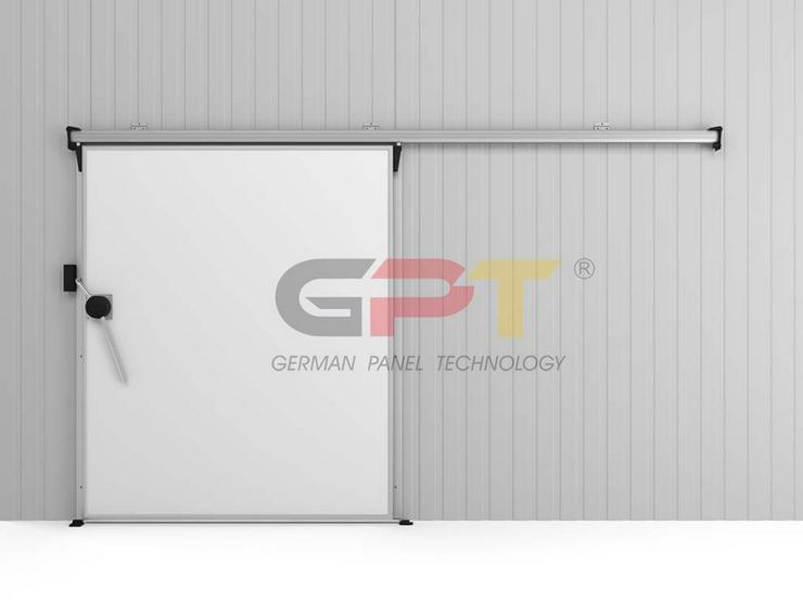 Bild 4: Kühlzelle 2,60 x 1,50 x 2,20m NK Kühlhaus