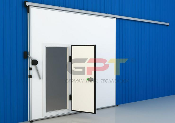 Bild 5: Kühlzelle 2,60 x 1,50 x 2,20m NK Kühlhaus