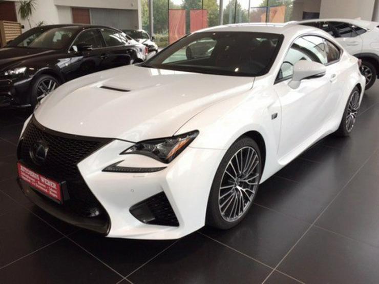 Lexus RC F Advantage