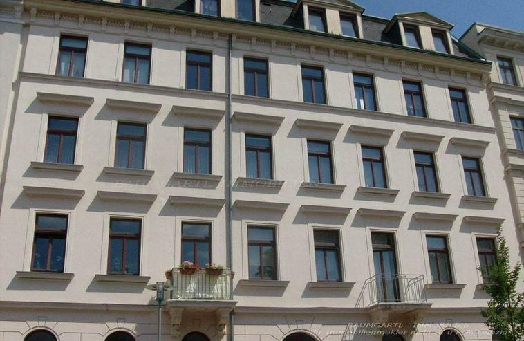 Bild 2: In beliebter Lage von Leipzig in der Südvorstadt wartet eine schicke Dachgeschosswohnung