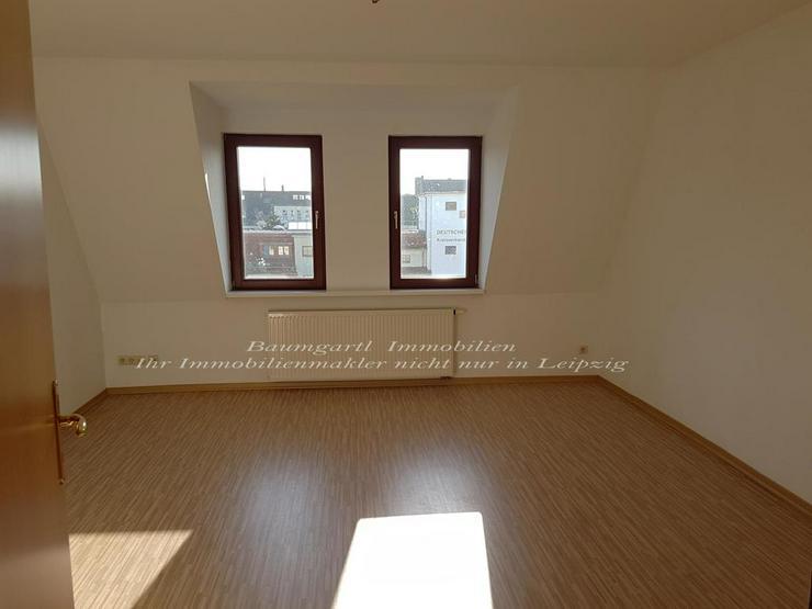 Bild 5: In beliebter Lage von Leipzig in der Südvorstadt wartet eine schicke Dachgeschosswohnung