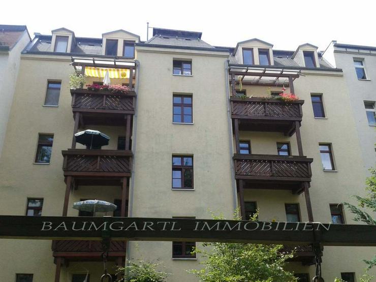 In beliebter Lage von Leipzig in der Südvorstadt wartet eine schicke Dachgeschosswohnung - Wohnung mieten - Bild 1
