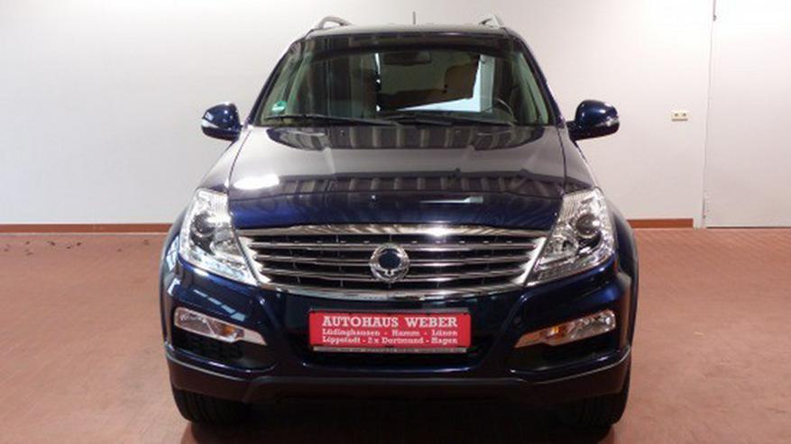 Bild 2: Ssangyong Rexton W  2.2 e-XDi  Executive 4WD Leder/Navi
