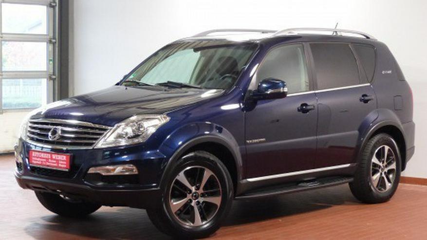 Ssangyong Rexton W  2.2 e-XDi  Executive 4WD Leder/Navi - Rexton - Bild 1