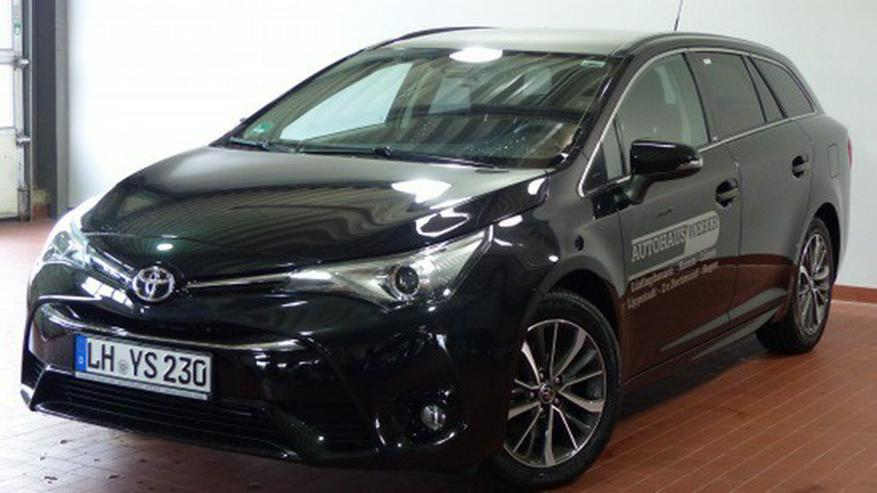 Toyota Avensis 2.0 D-4D  Edition-S Touring Sports