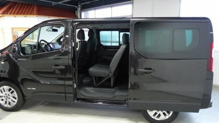 Bild 5: Nissan NV300 dCi 145 Premium 8-Sitzer  *Navi* *Klima* *Sitzheizung*