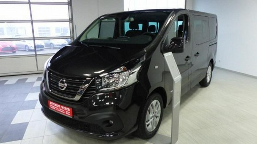 Nissan NV300 dCi 145 Premium 8-Sitzer  *Navi* *Klima* *Sitzheizung*