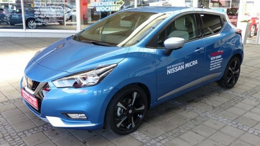 Nissan Micra 1.5 dCi N-Connecta *Navi* *Winterpaket*