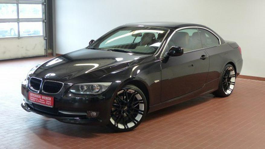 Bild 3: BMW 3er Cabrio - 320 i *Leder * 19Zoll LM * Xenon *