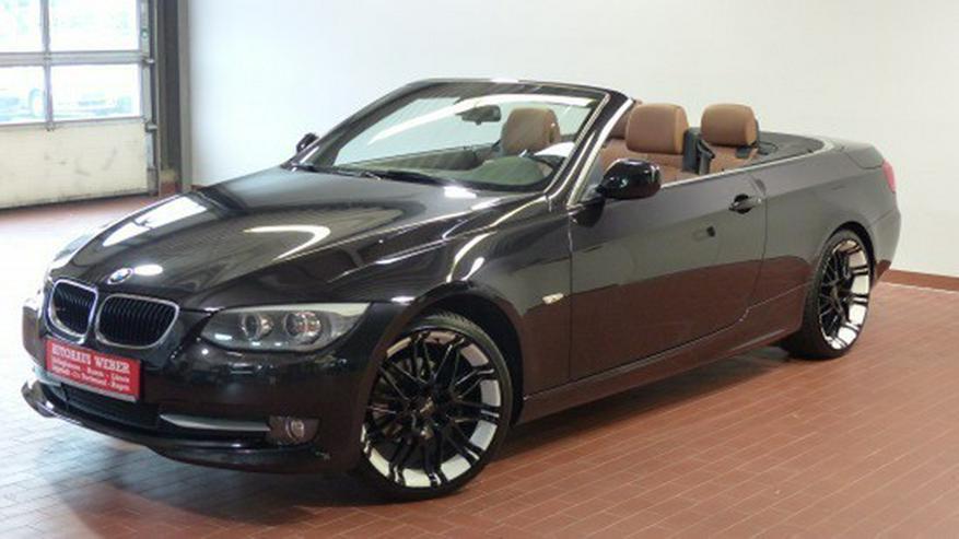 BMW 3er Cabrio - 320 i *Leder * 19Zoll LM * Xenon *