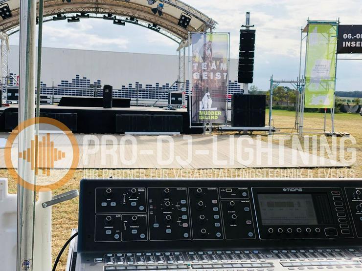 Musikanlage, Partyanlage, DJ PA Anlage mieten