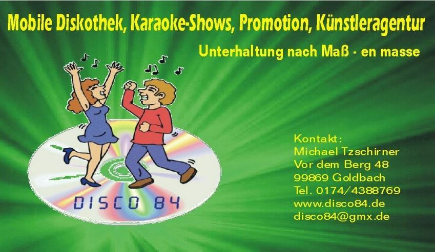 Bild 4: Mobiler DJ für Familenfeier oder Firmenevent