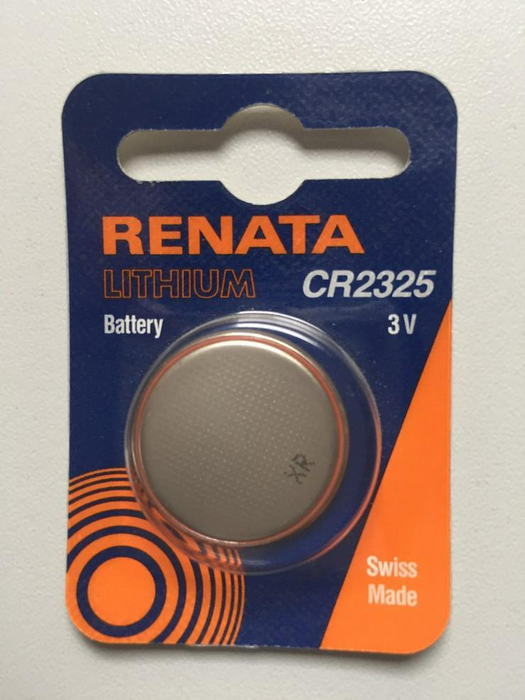 CR2325 Batterie 3V