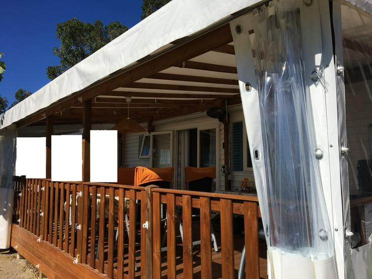 Bild 2: Mobilheimen in Sud Frankreich direkt an Meer