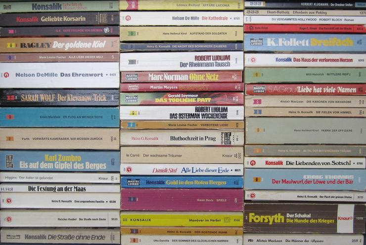 Taschenbücher ca. 10kg TB Konvolut Bücherkiste