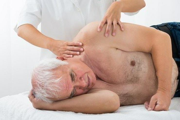 Bild 2: Mobile Senioren- Massage