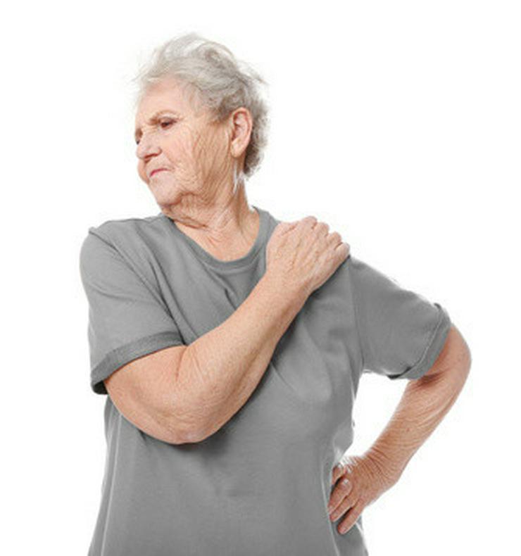 Bild 3: Mobile Senioren- Massage