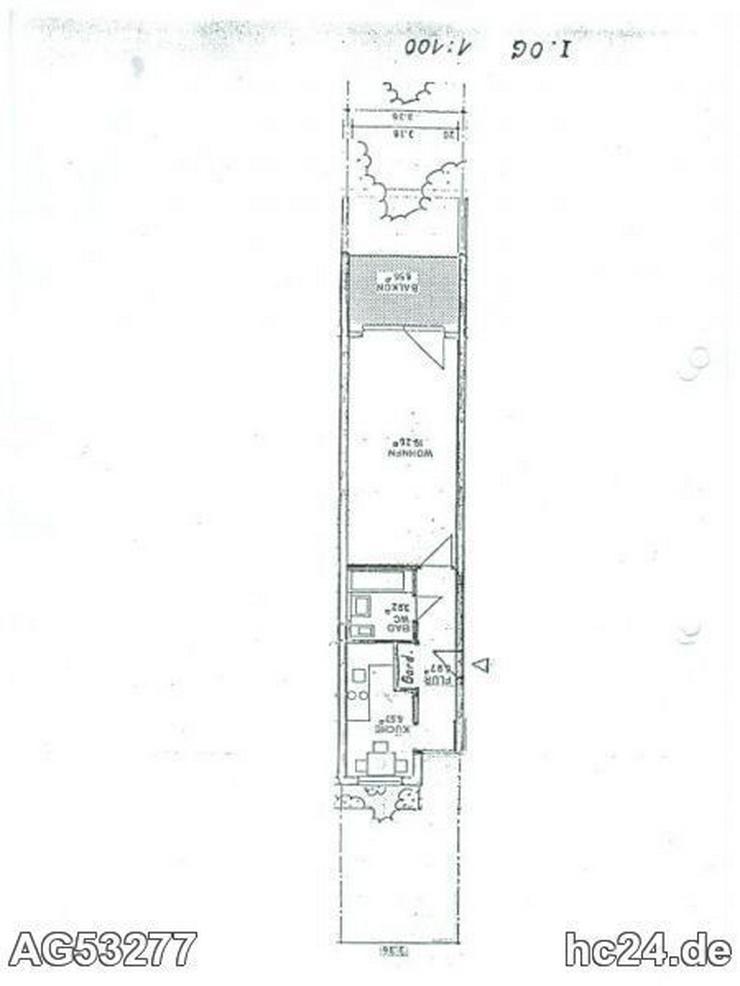 Bild 4: *** Möbliertes 1-Zimmer-Apartment in Neu-Ulm