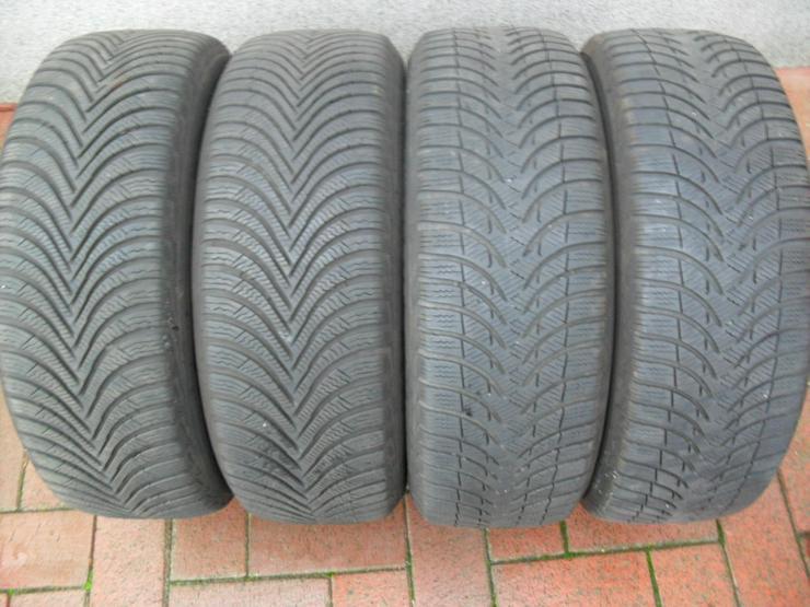 Winterreifen Michelin 205/55R16 M+S