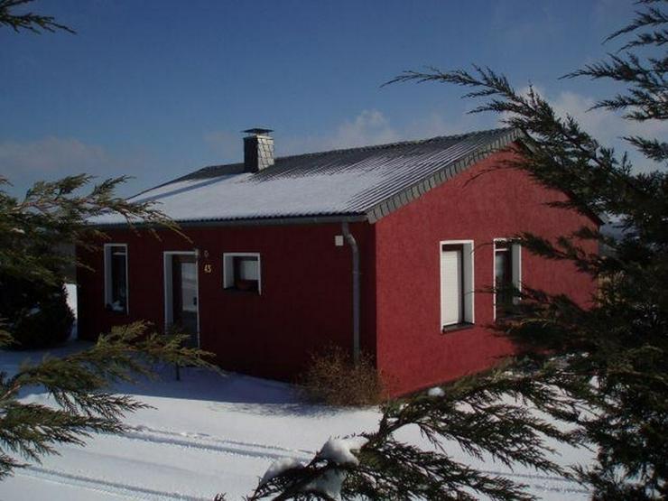 DAUN Gemütliches Ferienhaus mit Terrasse in autofreiem Feriendorf in der waldreichen Vulk...