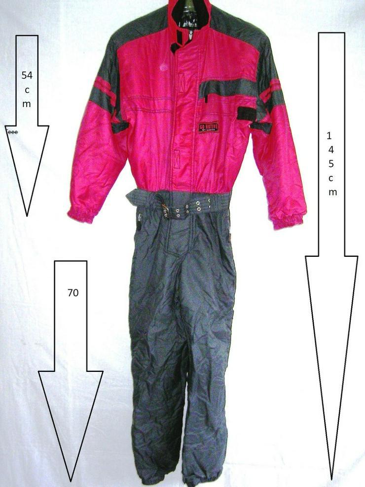 Ski - Thermo - Overall - Anzug gr. 44 SX von BY Luhta ,CO NATIVE`