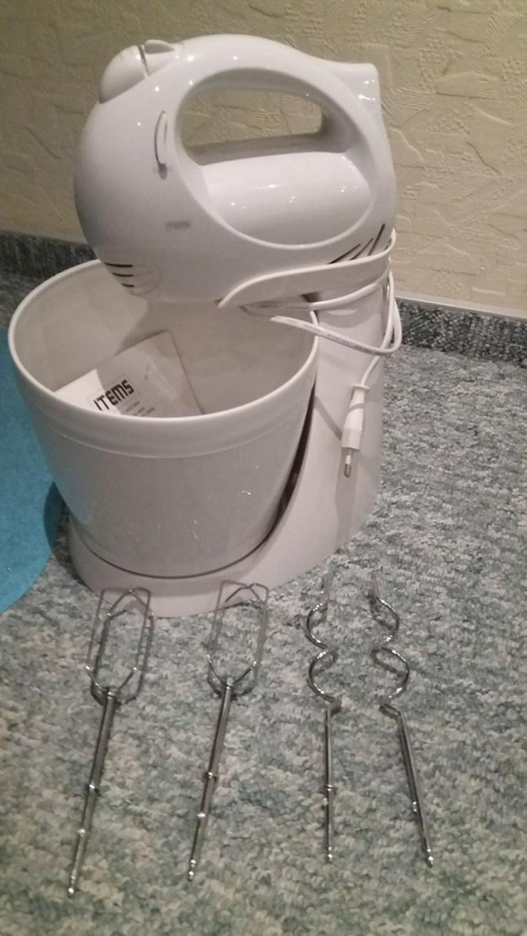 Mixer mit Rührschüssel ? Küchenmaschine