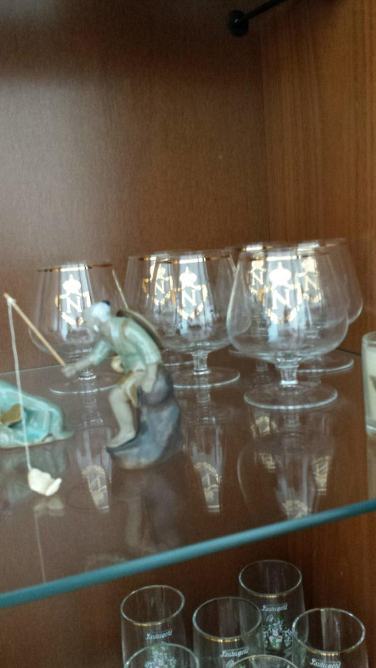 6 Cognacschwenker - Gläser - Bild 1