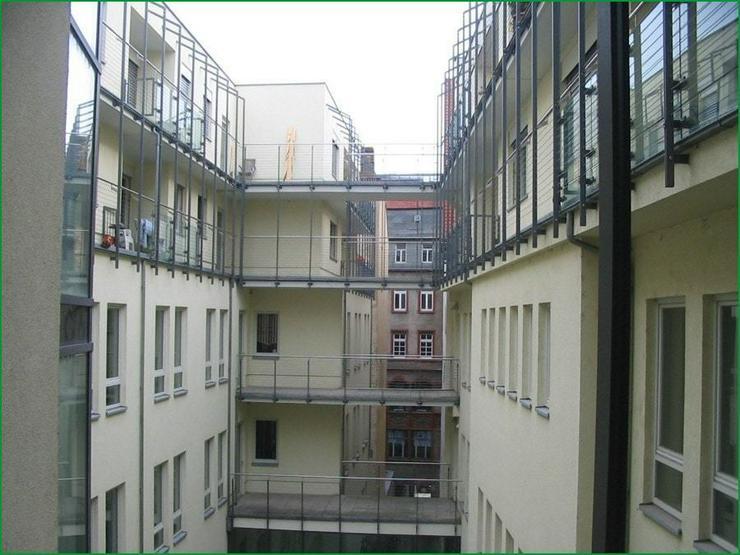 Bild 2: Mitten in der City von Leipzig - Gut geschnittene 2 Zimmerwohnung im 1. Dachgeschoss mit B...