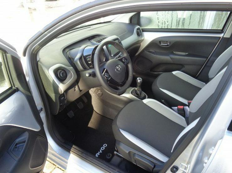 Bild 6: Toyota Aygo 1.0 x-play touch