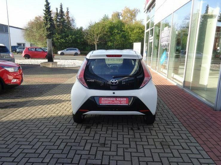 Bild 5: Toyota Aygo 1.0 x-play touch