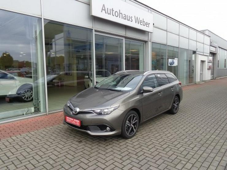 Toyota Auris TS 1.8 (Hybrid) Edition-S+  & NAVI