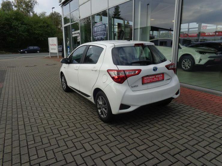Bild 4: Toyota Yaris 1.5 Dual-VVT-i (Hybrid) Comfort Desing Paket