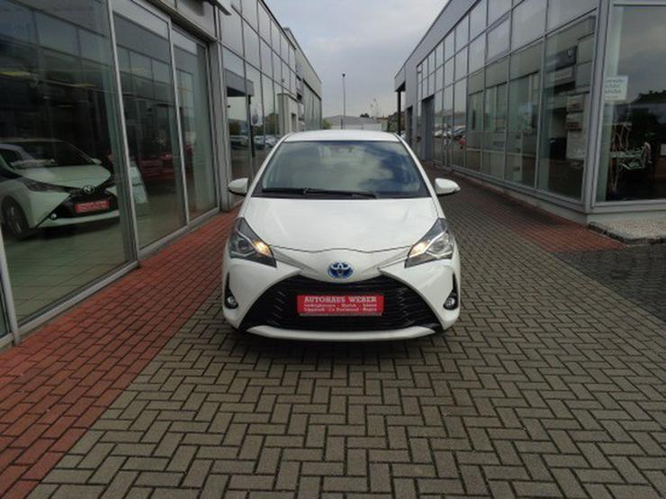 Bild 2: Toyota Yaris 1.5 Dual-VVT-i (Hybrid) Comfort Desing Paket