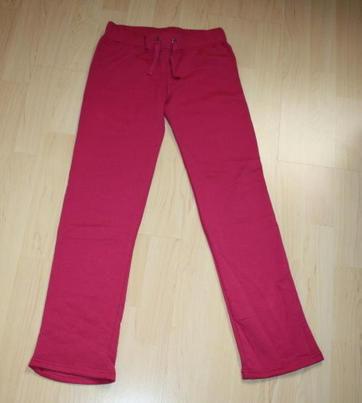 Kinder Winter Leggings Thermo Leggins pink 140
