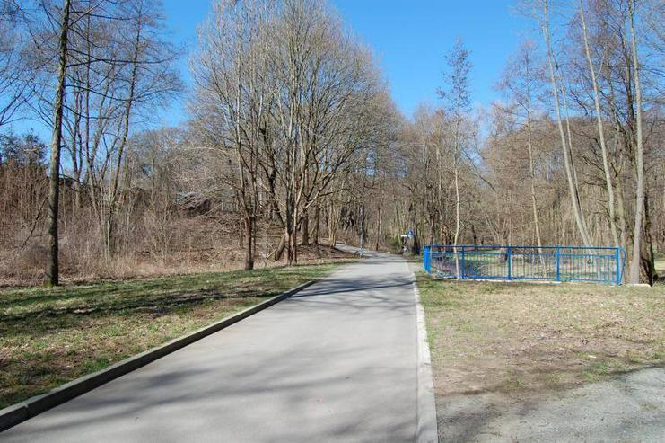 Bild 4: Nahe dem Stadtpark - Fertig projektiertes Baugrundstück für WGH mit 21 Stellplätzen - P...
