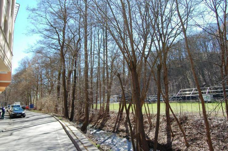 Bild 5: Nahe dem Stadtpark - Fertig projektiertes Baugrundstück für WGH mit 21 Stellplätzen - P...
