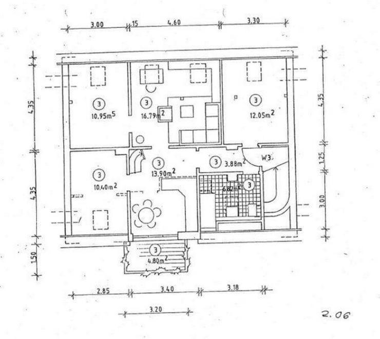 Bild 8: Kapitalanleger aufgepasst! Vermietete 4-Zimmer-Maisonette-Wohnung mit Galerie - Prov.-Frei...