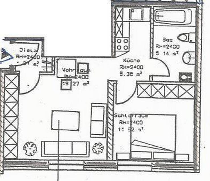 Bild 8: Eigentumswohnung mit Aufzug und TG-Stellplatz zur Eigennutzung! Prov-Frei!