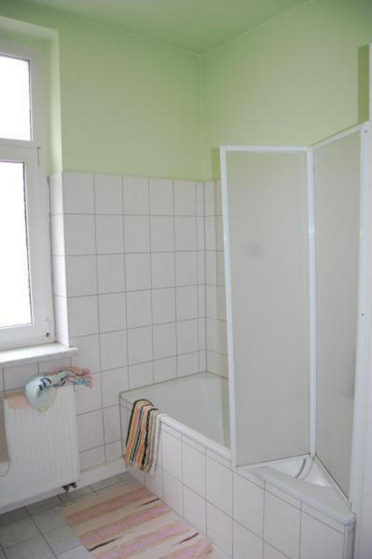 Bild 3: Freundliche 3-Zimmer-Wohnung sucht Nachmieter - Kaminofen - TGL-Bad